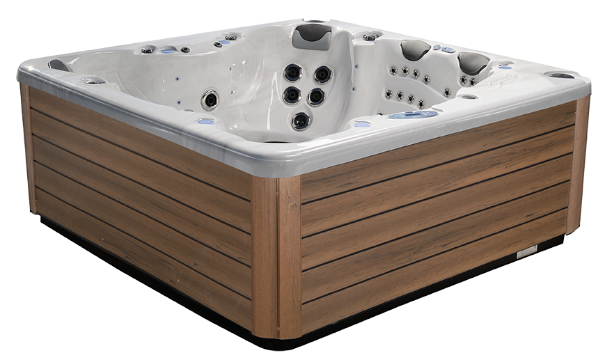 American Whirlpool PowerPool DM8 | Crown Spas & Pools Winnipeg