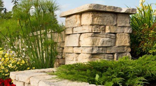 Barkman Rosetta Belvedere Pillar