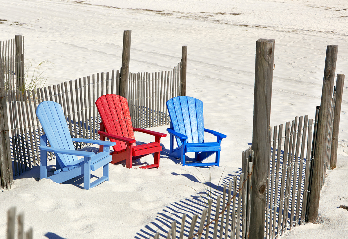 The Adirondack Beach Chair Collection Offers A Variety Of Colours That Pairs Perfectly With Any Backyard Layout Or Style This Canadian Made Furniture