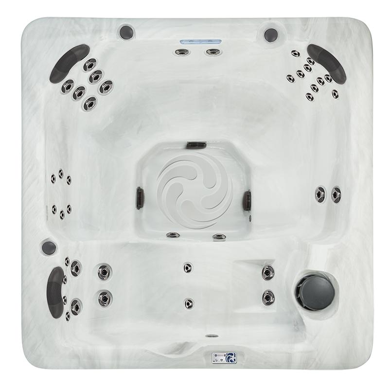 American Whirlpool 171 Hot Tub – Crown Spas & Pools