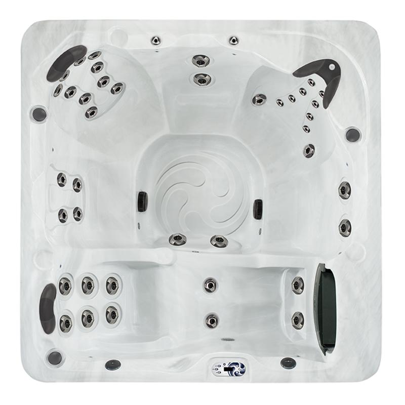 American Whirlpool 271 Hot Tub – Crown Spas & Pools