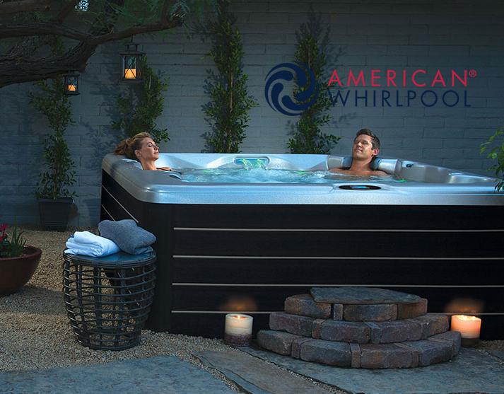 American Whirlpool 471 Hot Tub Crown Spas Amp Pools Winnipeg